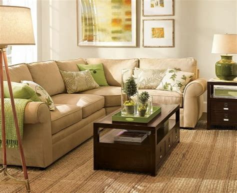 Living Room Design Green Brown Green And Brown Living Room Decor Interior Design
