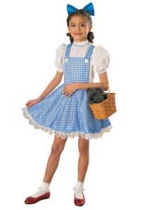 Dorothy Costume Deluxe Child Dorothy Costume
