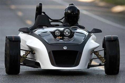 Dreirad Motorrad Mit Vw Motor by Vw Gx3 Der Stra 223 Enfeger Von Vw Spritzige Mischung Aus