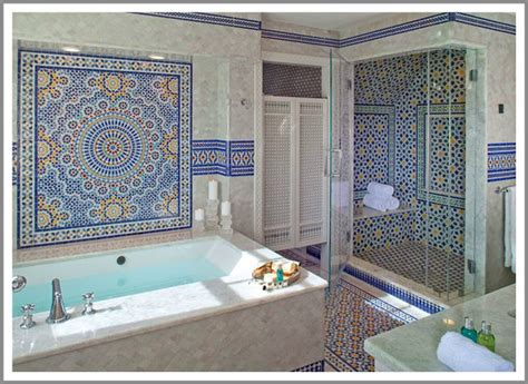 moroccan bathroom ideas 10 bathroom decorating ideas for moroccan style