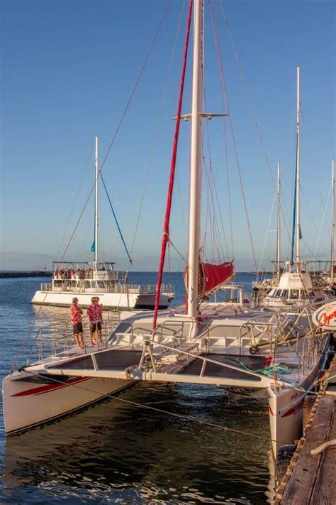 catamaran boat tours kauai a day at sea kauai boat tours