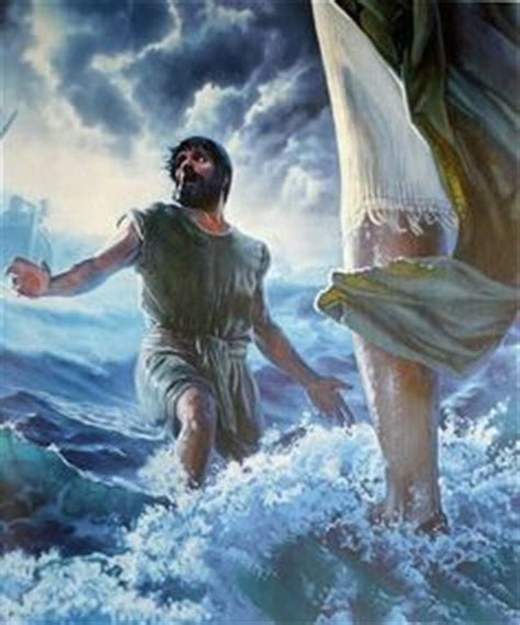 rock the boat jesus 1000 images about peter on water on pinterest the boat