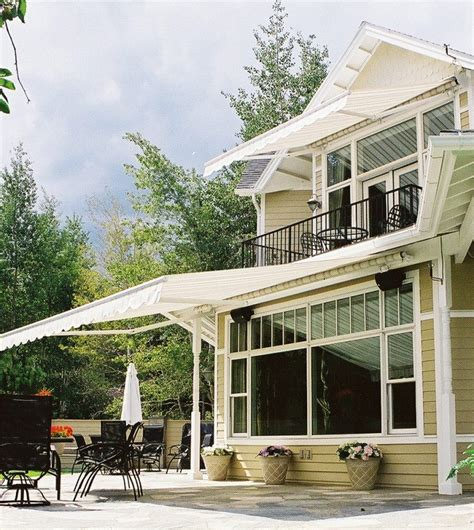 Patio Awning The Range Durasol Retractable Patio Awning Innovative Openings