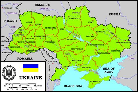 map ukraine europe maps of ukraine map library maps of the world