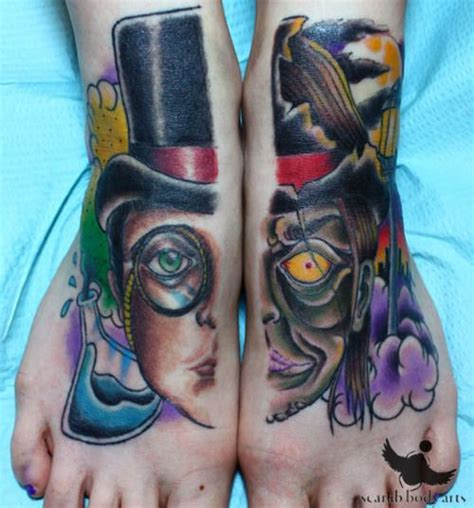 dr jekyll and mr hyde tattoo pin by jacqueline vance on dr jekyll mr hyde