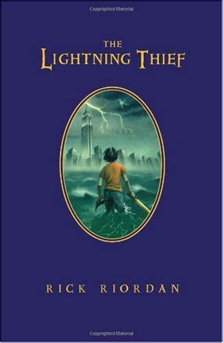 lightning thief book report the lightning thief by rick riordan book review of
