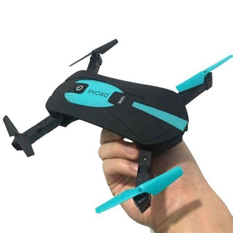h37 jy018 elfie wifi fpv quadcopter mini dron foldable selfie