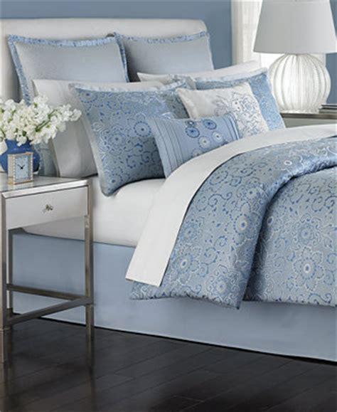 martha stewart down comforter martha stewart collection periwinkle dream 6 piece queen