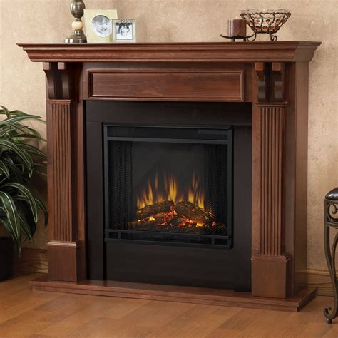 Indoor Electric Fireplace Real 7100e Indoor Electric Fireplace Atg Stores