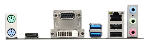 6 Audio Ports On Motherboard by Below 40 Msi Am1i 36 The Am1 Kabini Motherboard