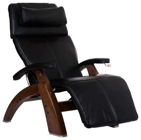 Zero Gravity Recliner Leather Classicplus Premium Leather Zero Gravity Walnut Recliner Espresso Contemporary Recliner