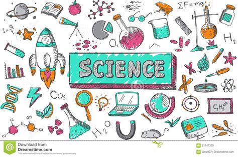 doodle epidemic pathology biology doodle handwriting icons of germ and