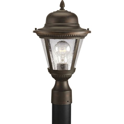 Progress Outdoor Lighting Fixtures with Progress Lighting P5445 20 Outdoor Post Mount Fixture