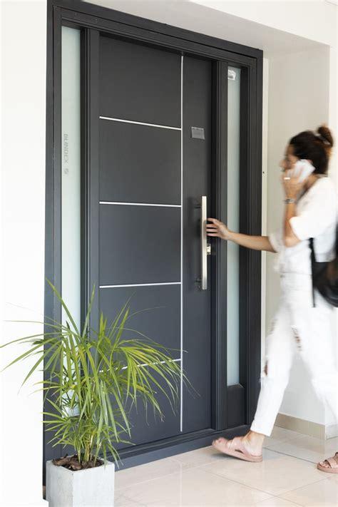 learned   choose  entrance door   doors