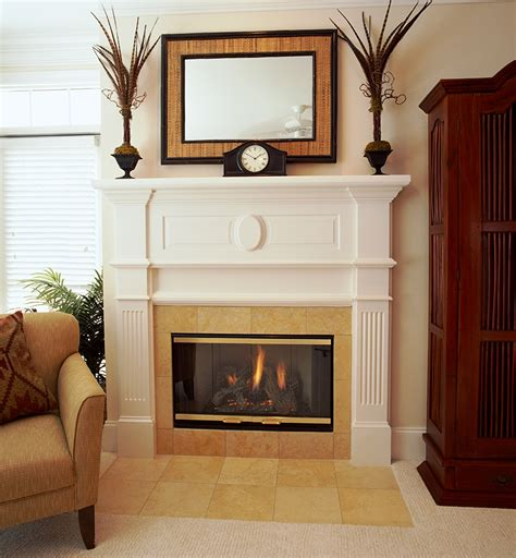 Plaster Fireplace Mantels by A Plus Inc Paces
