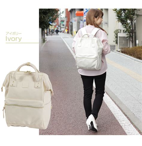 Store Branded Tas Wanita Anello A1221 New Backpack 2in 1 143 stock clearance anello japan pu leather casual backpack with zip small size 11street malaysia