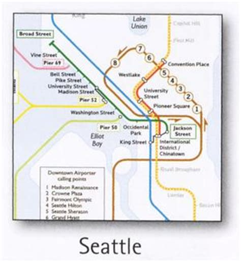 seattle light rail schedule seattle transport map usa bus light rail historic