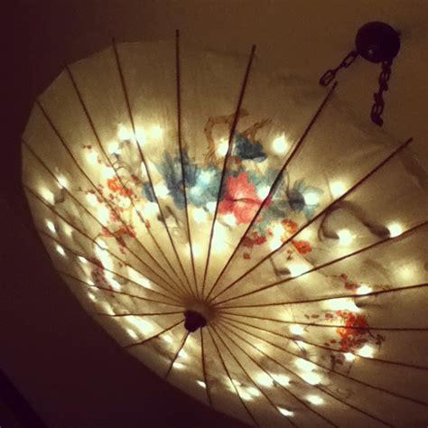 Umbrella Ceiling Light Paper Umbrella Light Hanging Pretty Things Umbrella Lights And Paper Umbrellas