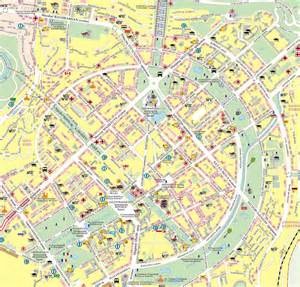 map of the city of exploring yerevan armenia