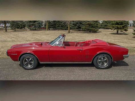 1967 pontiac convertible for sale 1967 pontiac firebird 400 convertible for sale