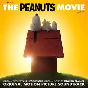 the peanuts soundtrack details reporter