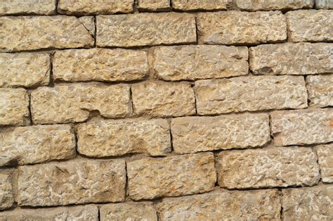 stone brick stone brick wall free stock photo public domain pictures