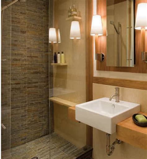 Designing Small Bathrooms Simplytheblog Com