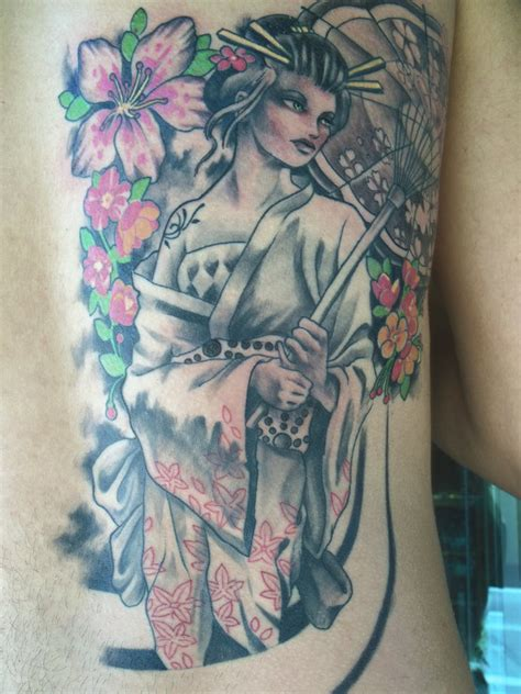 geisha tattoo for men geisha tattoos designs ideas and meaning tattoos for you