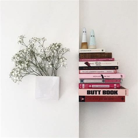 6 ingenious invisible bookshelves live simply by