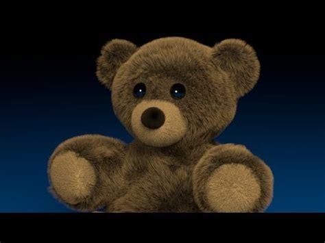blender tutorial teddy bear blender tutorial fuzzy stuffed bear asurekazani