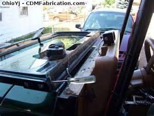 Jeep Cj Windshield Glass Cowl Seal Replacement Quadratec Jeep Forum