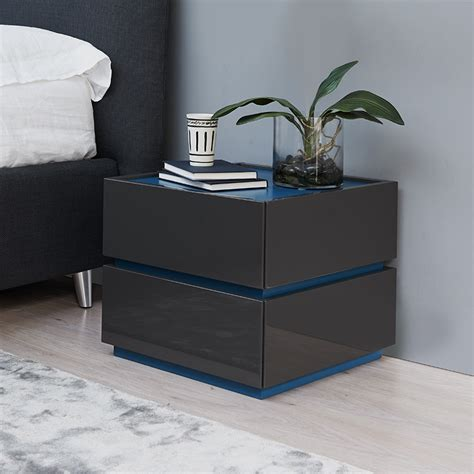 Cheap White Nightstands Modern White Bedside Tables Bed Side Tables Photo Gallery