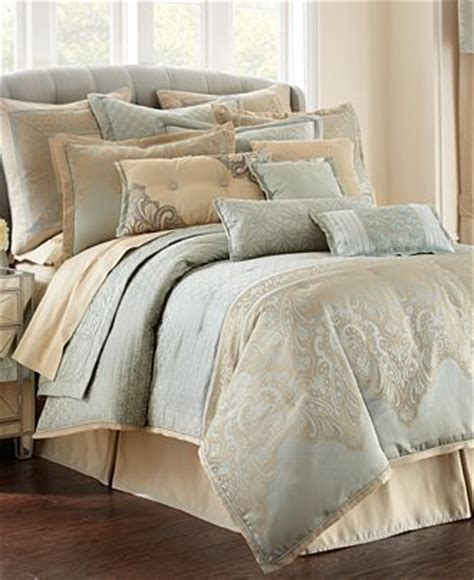 macy s bedding collections waterford aramis comforter sets bedding collections
