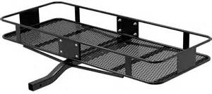 curt 18152 hitch cargo carrier platform