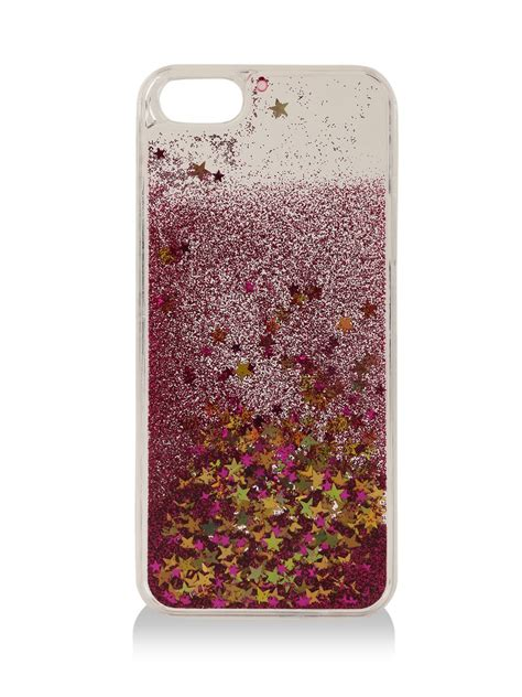 Casing Silikon Gliter Isi 5 buy dip glitter iphone 5 for s pink phone tablet cases in india