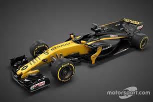 Formula 1 Team Renault Presents Its 2017 Formula 1 Car The Rs17