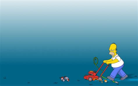 Hd Wallpapers Simpsons Wallpapers Hd Pixelstalk Net