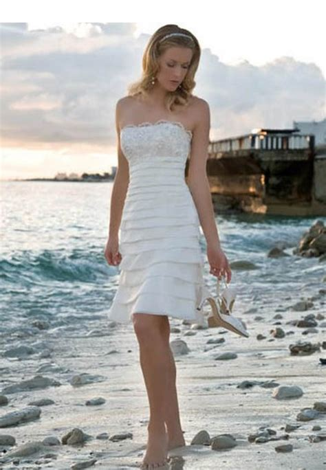 beach wedding dresses casual short short casual beach wedding dresses styles of wedding dresses