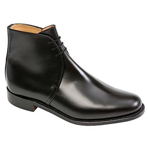 george boots sanders george leather pediwear footwear
