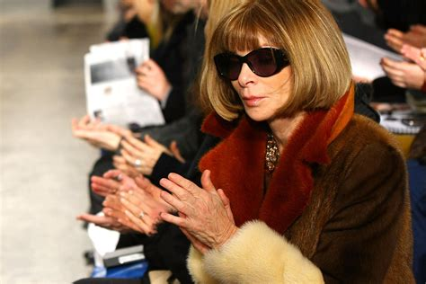 Home Theatre Design Uk by Anna Wintour Style File We Chart The Us Vogue Editor S