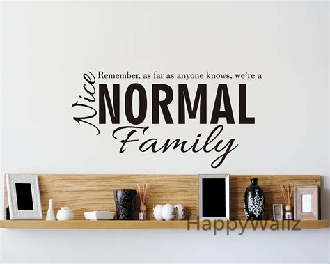 aliexpress buy we are a normal family home