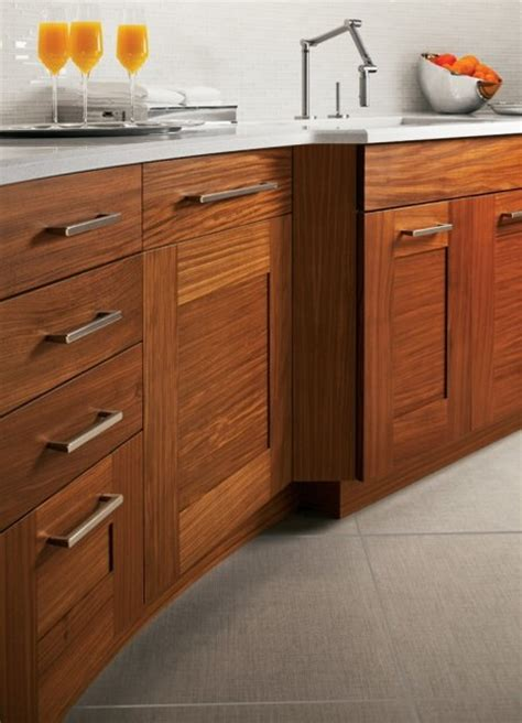 Door Pulls Kitchen Cabinets Contemporary Kitchen Cabinet Drawer Pulls By Rocky Mountain Hardware Contemporary Kitchen