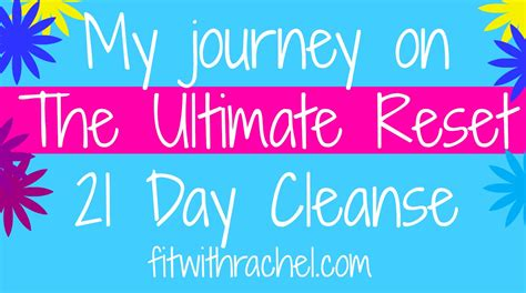 Ultimate Detox Beachbody by Beachbody Ultimate Reset Review Day 5 I M 5 Pounds