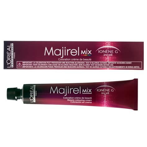 l oreal professional majirel mix copper permanent hair color 50ml hair and supplier hermossa professional hairdressing supplies