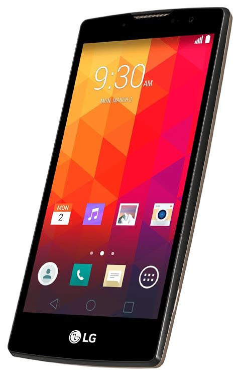 Lte 66 Gb lg spirit lte smartphone 4 7 hd ips quadcore 1gb 8mp