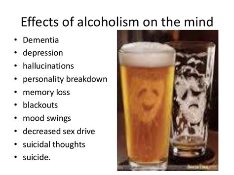 alcoholism and mood swings alcoholism