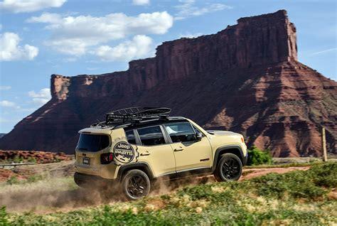 jeep renegade tent jeep unveils five concept vehicles durhamregion com