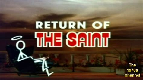 film seri return of the saint return of the saint tv intro 1978 with hq audio youtube