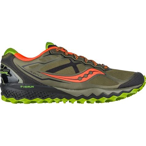 Ardiles Mamamo Green Orange Running Shoes saucony peregrine 6 trail running shoe s backcountry