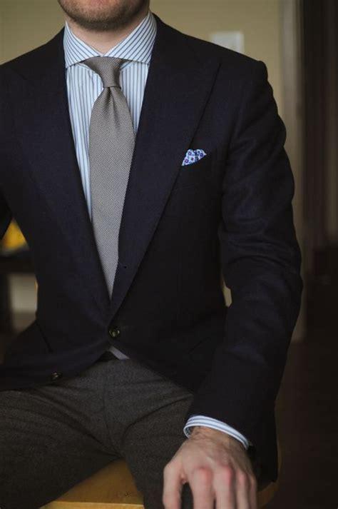 Ink Black Grey Polos Jacket Jaket Parasut Jaket Elegan navy blazer white shirt with light blue stripes light
